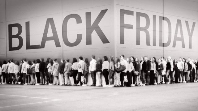 Історія Чорної п'ятниці