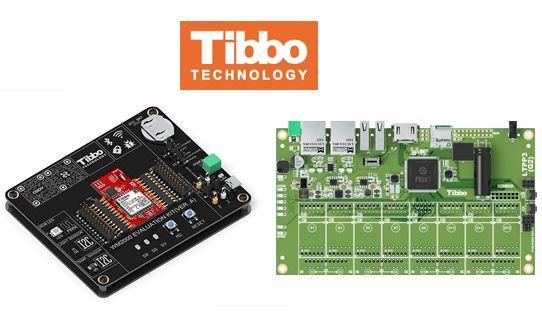 Оціночний комплект WM2000EV і дистрибутив Linux на основі Ubuntu для системи проектів Tibbo