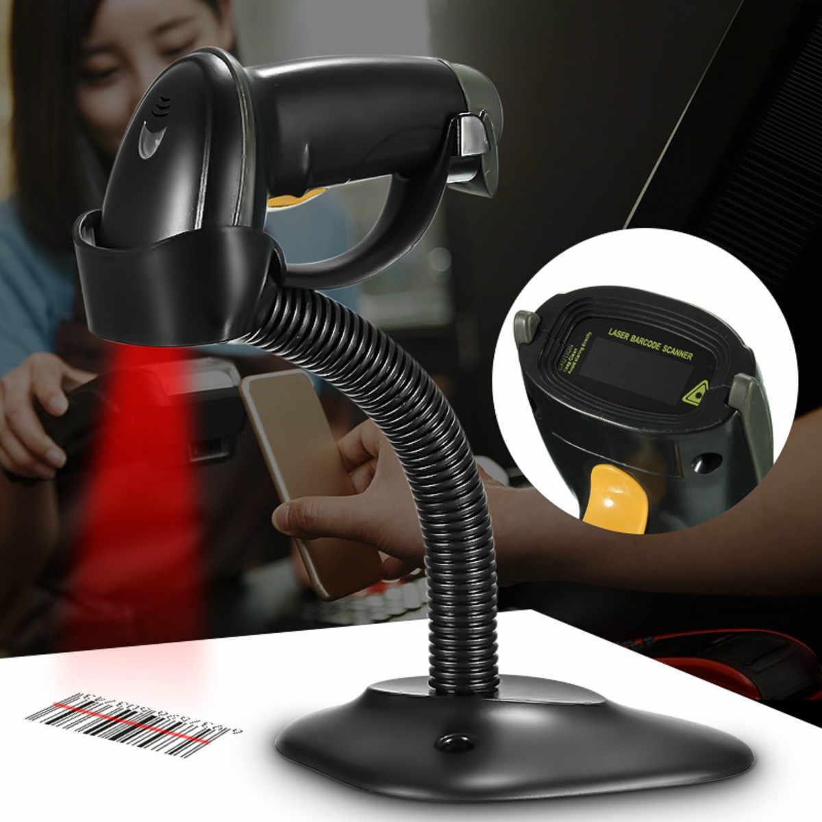 Використання сканерів штрих коду для безперервного сканування в автоматичному режимі.